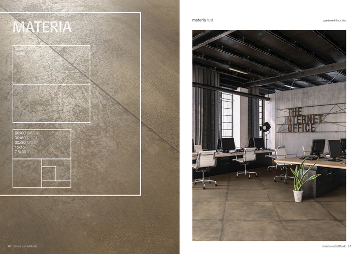Download Materia | MGM Ceramiche