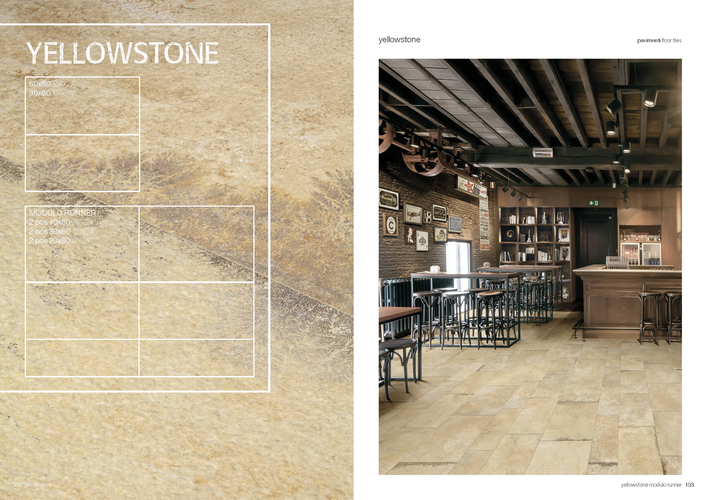 Download Yellowstone | MGM Ceramiche